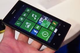 Nokia Lumia 520/SL Black