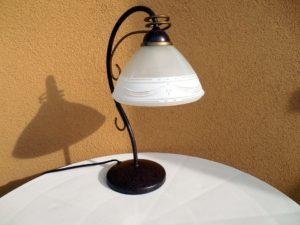Egy divatos lámpa