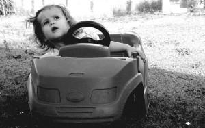 Izgalmas gyermekjármű